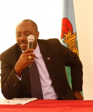 Dr. Benigno Matute Tang embaixador da Guiné Equatorial no Brasil