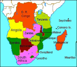 africa-austral