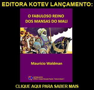 livro Fabuloso Reino dos Mansas do Mali