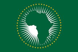 mapa uniao africana