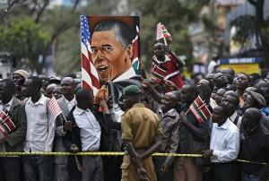 obama quenia