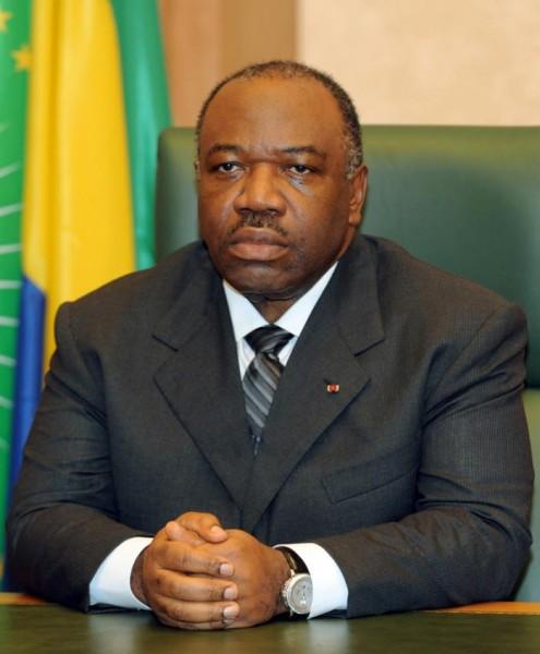 presidente do Congo Ali Bongo