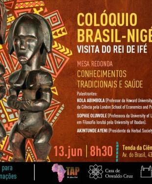 rei de Ife no Rio